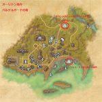 記念祭(バルケルガード)の詳細マップ