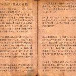 アルファウリ隊長の日記1