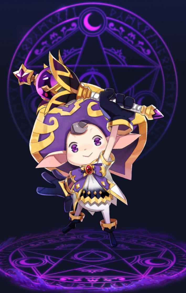 チビ妖精ドメロ
