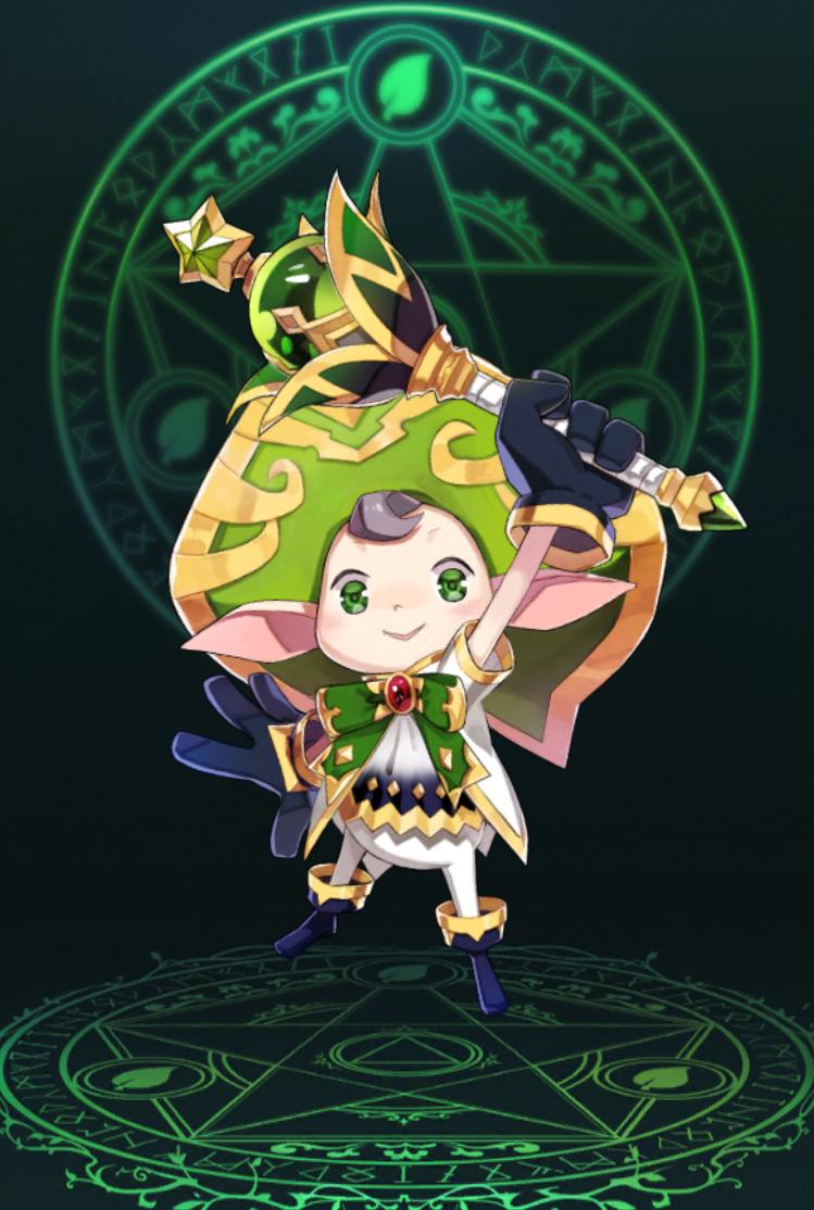 チビ妖精ドネラ