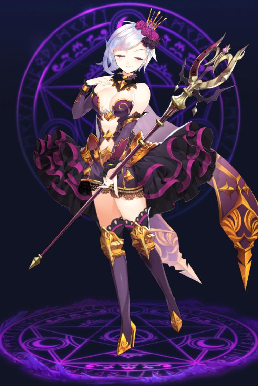 夜の女神ニックス
