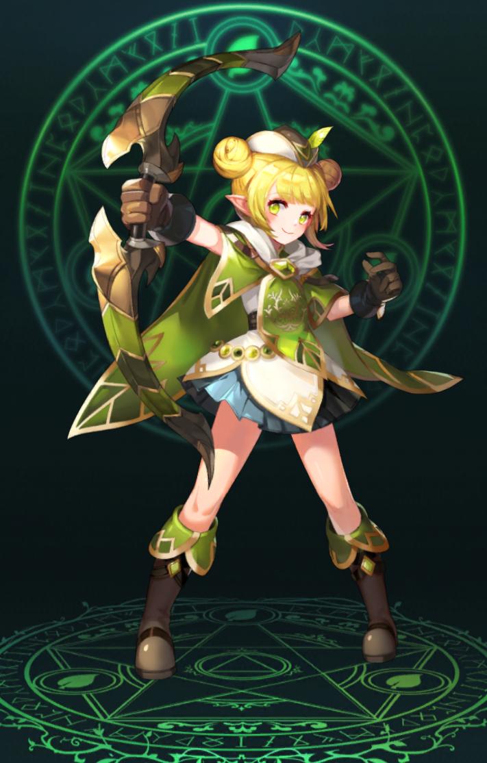 茨の弓士ソーニャ