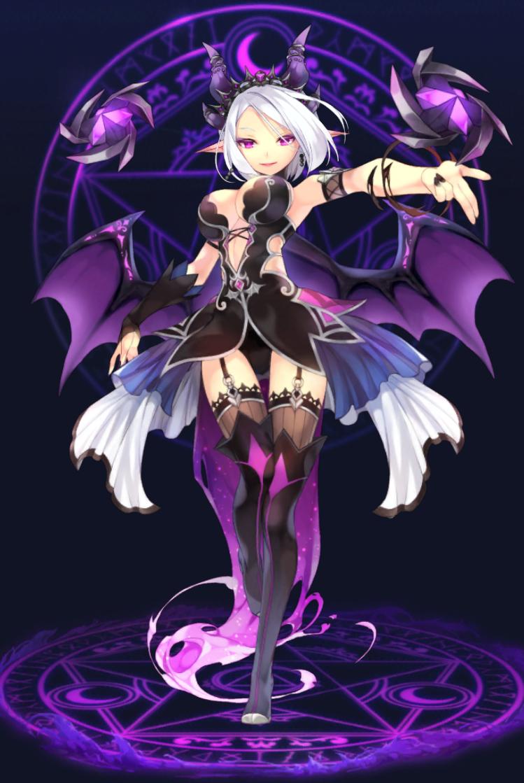 漆黒の夢魔ヴィオラ
